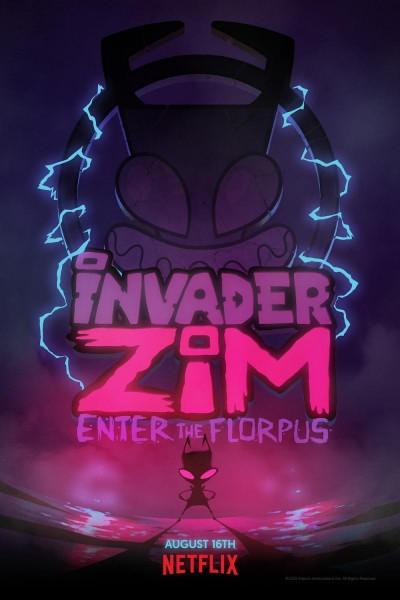 Caratula, cartel, poster o portada de El invasor Zim y el portal mágico