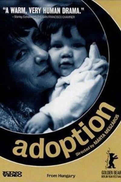Caratula, cartel, poster o portada de Adopción