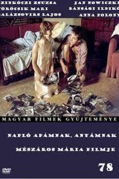 Caratula, cartel, poster o portada de Diario para mis padres