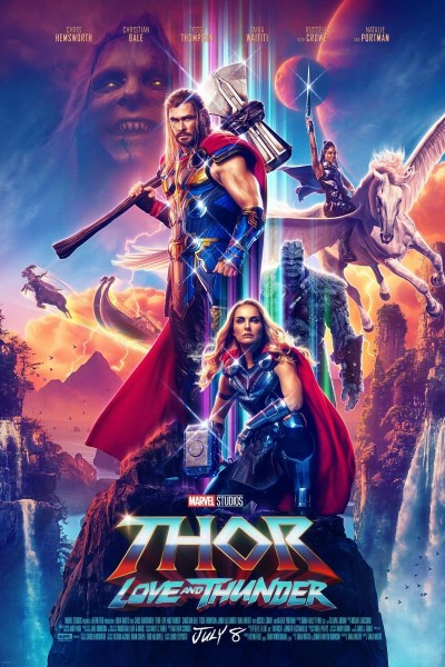 Caratula, cartel, poster o portada de Thor: Love and Thunder