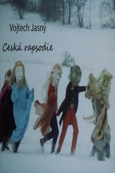 Caratula, cartel, poster o portada de Czech Rhapsody
