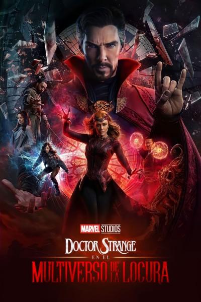 Caratula, cartel, poster o portada de Doctor Strange in the Multiverse of Madness
