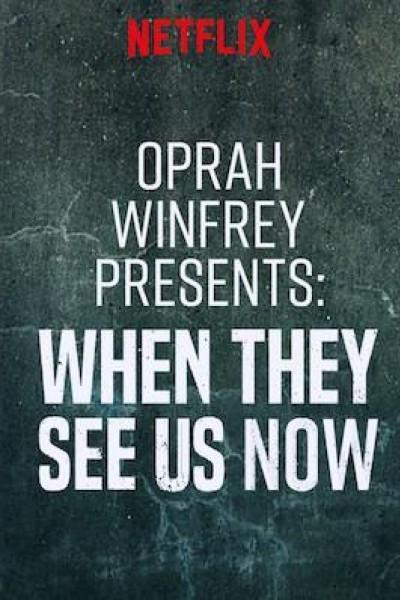 Caratula, cartel, poster o portada de Oprah Winfrey presenta: Así nos ven ahora
