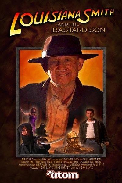 Caratula, cartel, poster o portada de Louisiana Smith and the Bastard Son