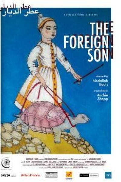Caratula, cartel, poster o portada de The Foreign Son