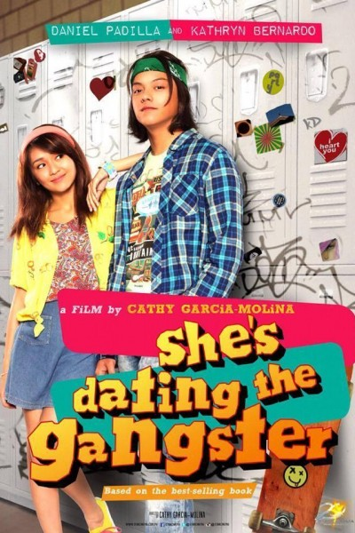 Caratula, cartel, poster o portada de She\'s Dating the Gangster