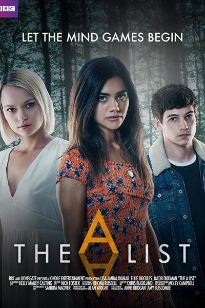 Caratula, cartel, poster o portada de The A List