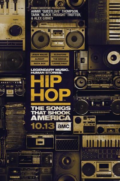 Caratula, cartel, poster o portada de Hip Hop: The Songs That Shook America