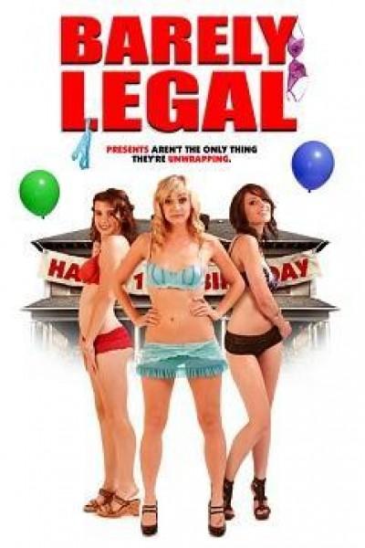 Caratula, cartel, poster o portada de Barely Legal