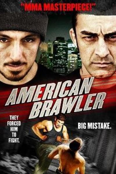 Caratula, cartel, poster o portada de American Brawler