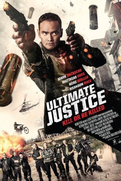 Caratula, cartel, poster o portada de Ultimate Justice