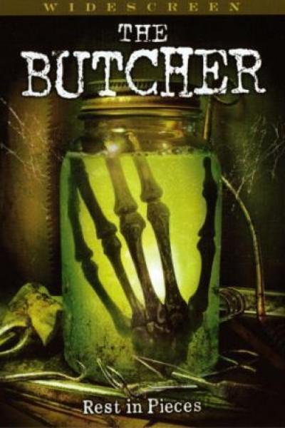 Caratula, cartel, poster o portada de The Butcher