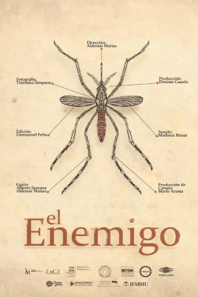 Caratula, cartel, poster o portada de El Enemigo