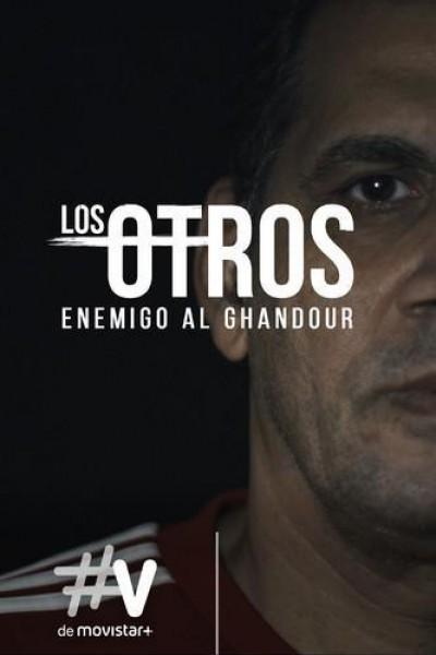 Caratula, cartel, poster o portada de Enemigo Al Ghandour