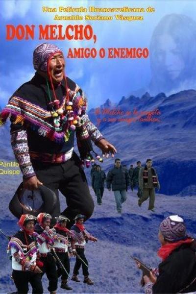 Caratula, cartel, poster o portada de Don Melcho, amigo o enemigo