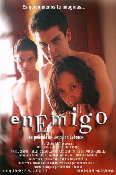 Caratula, cartel, poster o portada de Enemigo