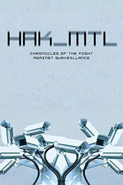 Caratula, cartel, poster o portada de HAK_MTL