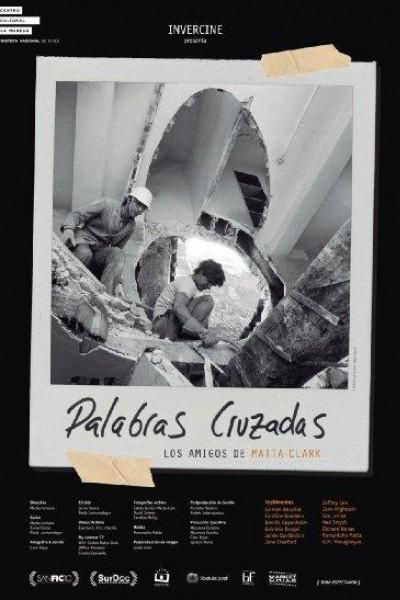 Caratula, cartel, poster o portada de Palabras cruzadas: los amigos de Matta Clark