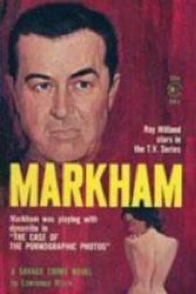 Caratula, cartel, poster o portada de Markham