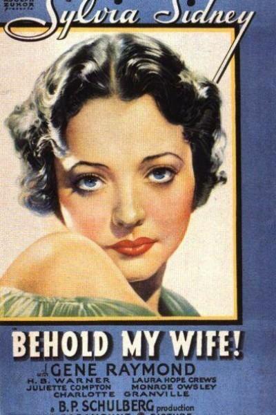 Caratula, cartel, poster o portada de Os presento a mi esposa
