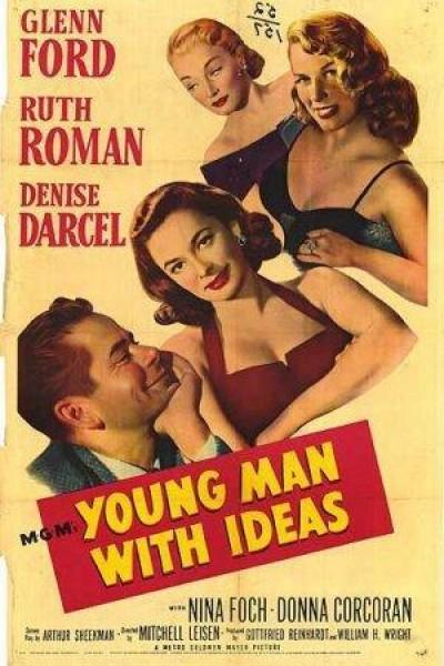 Caratula, cartel, poster o portada de Young Man with Ideas