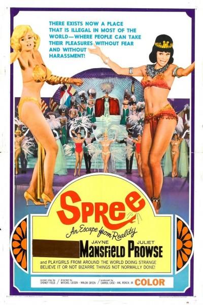 Caratula, cartel, poster o portada de Spree