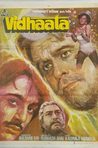 Caratula, cartel, poster o portada de Vidhaata