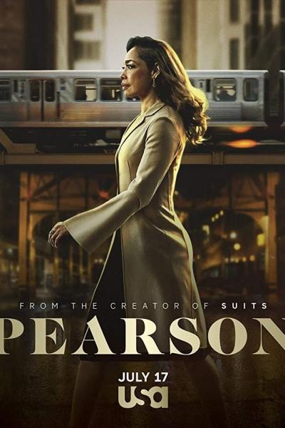 Caratula, cartel, poster o portada de Pearson