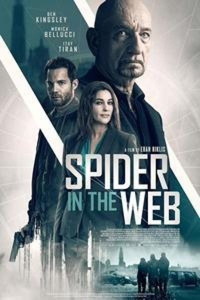 Caratula, cartel, poster o portada de Spider in the Web