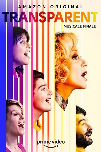Caratula, cartel, poster o portada de El final musical de Transparent