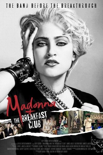 Caratula, cartel, poster o portada de Madonna and the Breakfast Club