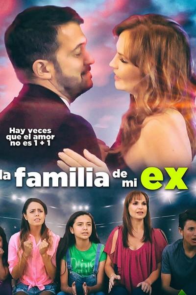 Caratula, cartel, poster o portada de La familia de mi ex