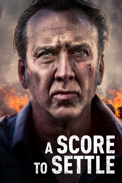 Caratula, cartel, poster o portada de A Score to Settle