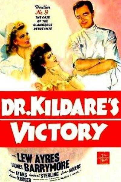 Caratula, cartel, poster o portada de Dr. Kildare\'s Victory
