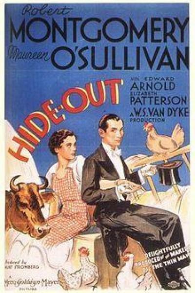 Caratula, cartel, poster o portada de Hide-Out