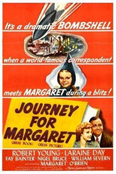 Caratula, cartel, poster o portada de Journey for Margaret