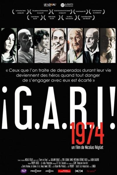 Caratula, cartel, poster o portada de ¡G.A.R.I!