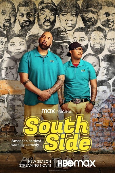 Caratula, cartel, poster o portada de South Side