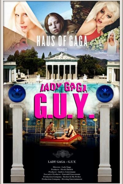 Caratula, cartel, poster o portada de G.U.Y.