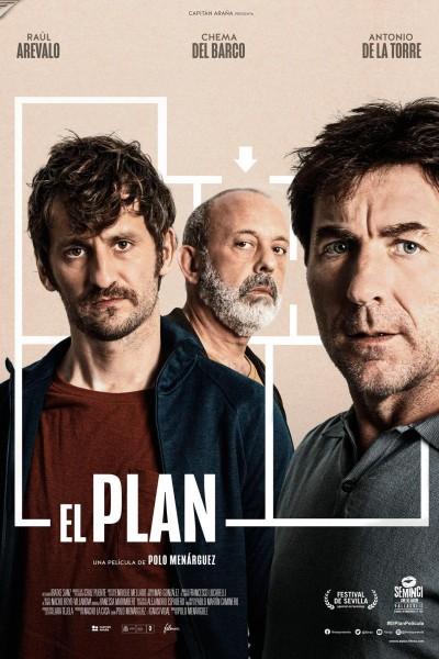 Caratula, cartel, poster o portada de El plan