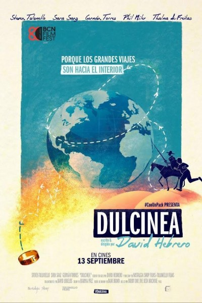 Caratula, cartel, poster o portada de Dulcinea