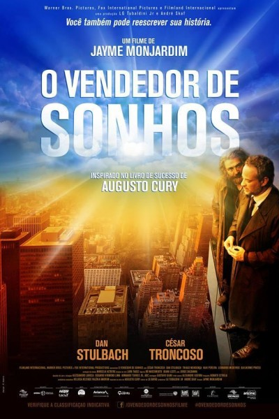 Caratula, cartel, poster o portada de El vendedor de sueños