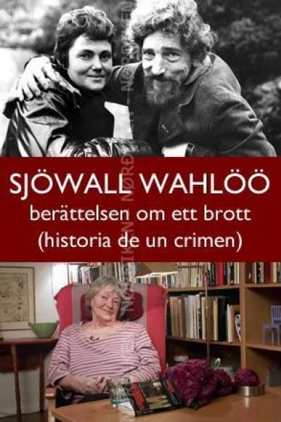 Caratula, cartel, poster o portada de Sjöwall Wahlöö - historia de un crimen