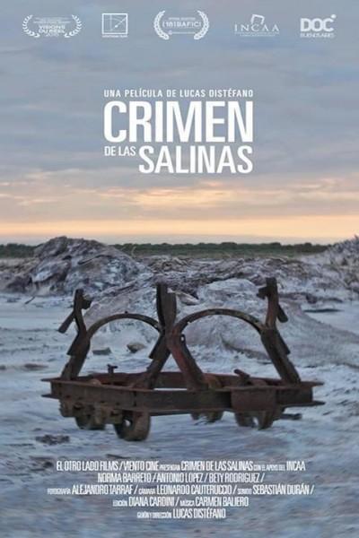 Caratula, cartel, poster o portada de Crimen de Las Salinas