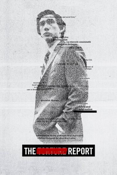 Caratula, cartel, poster o portada de The Report