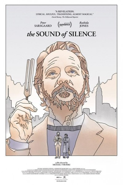 Caratula, cartel, poster o portada de The Sound of Silence