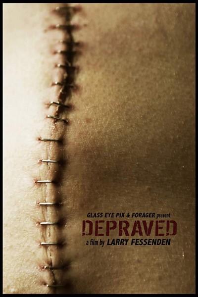 Caratula, cartel, poster o portada de Depraved