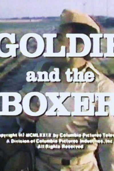 Caratula, cartel, poster o portada de Goldie and the Boxer