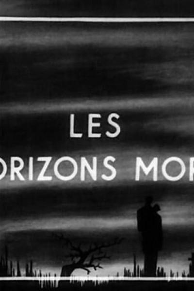 Caratula, cartel, poster o portada de Les horizons morts