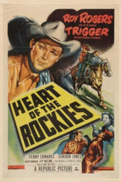 Caratula, cartel, poster o portada de Heart of the Rockies